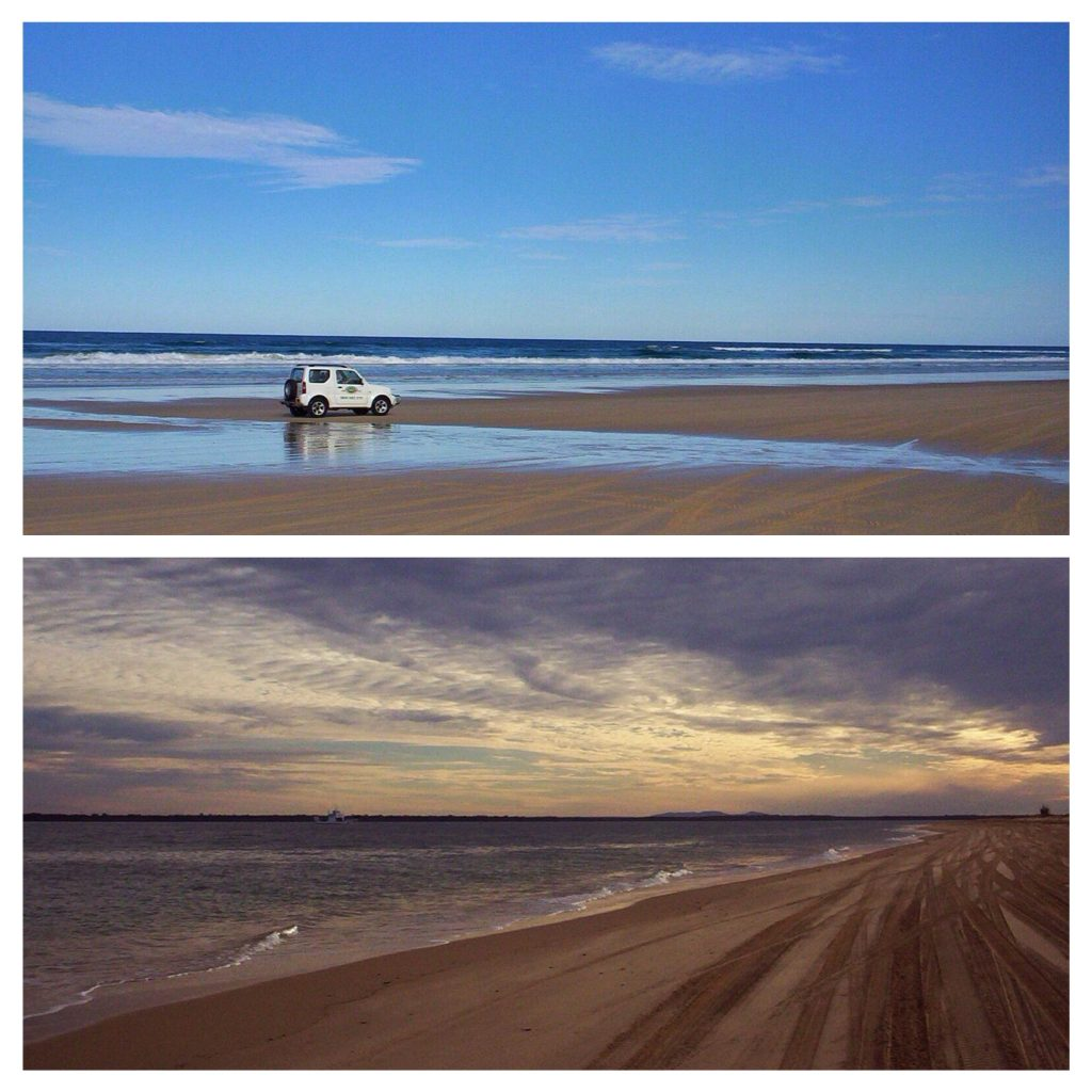 Fraser Island Australia: Fraser Island, The Wild And Sandy