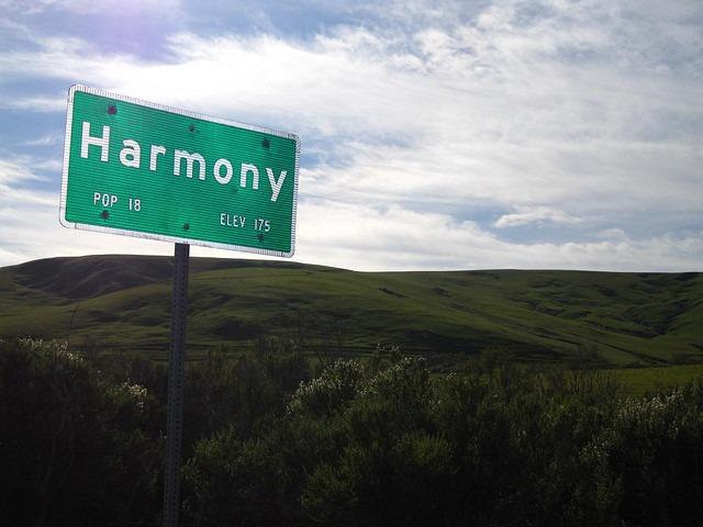 Harmony, town board