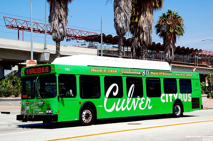 culver city bus