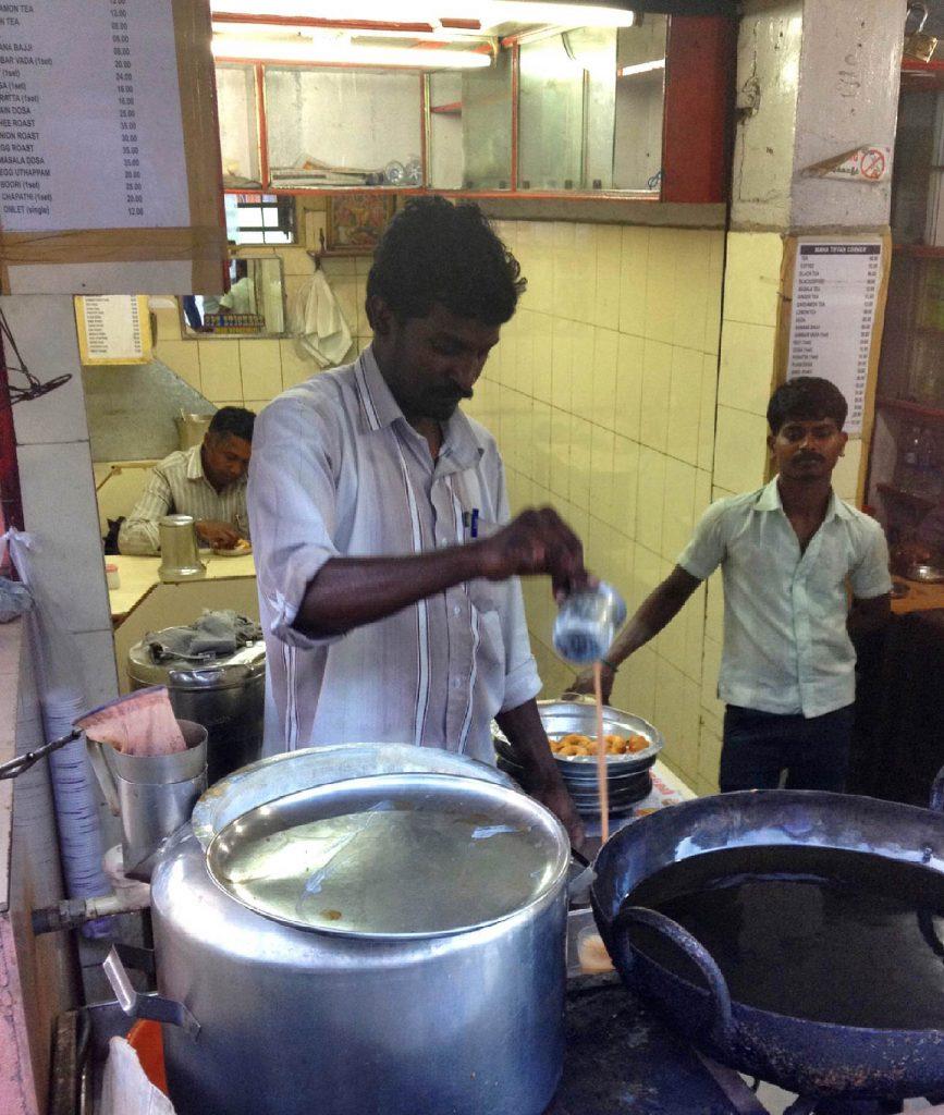 preparation of chai