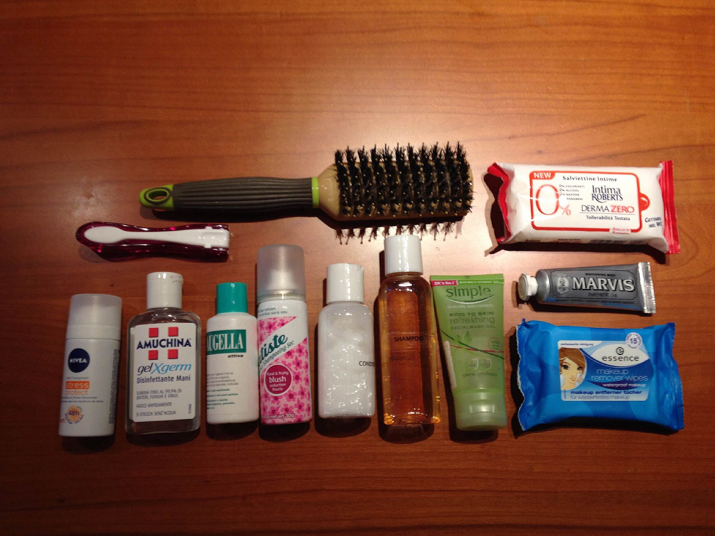 what to pack for kerala in my beauty case