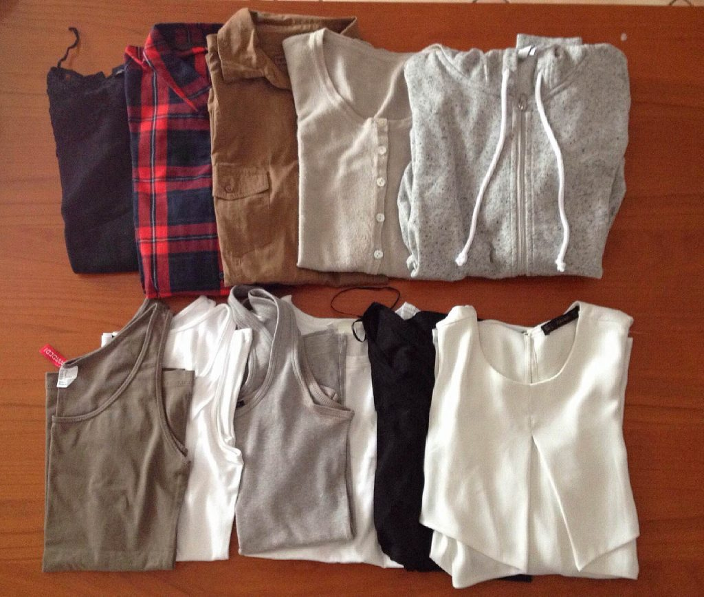 What to pack for Kerala - Tops