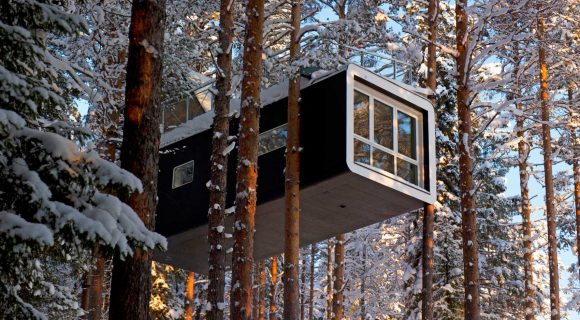 luxurious tree house world's 12 luxury treehouse cabins to add your bucket list every steph