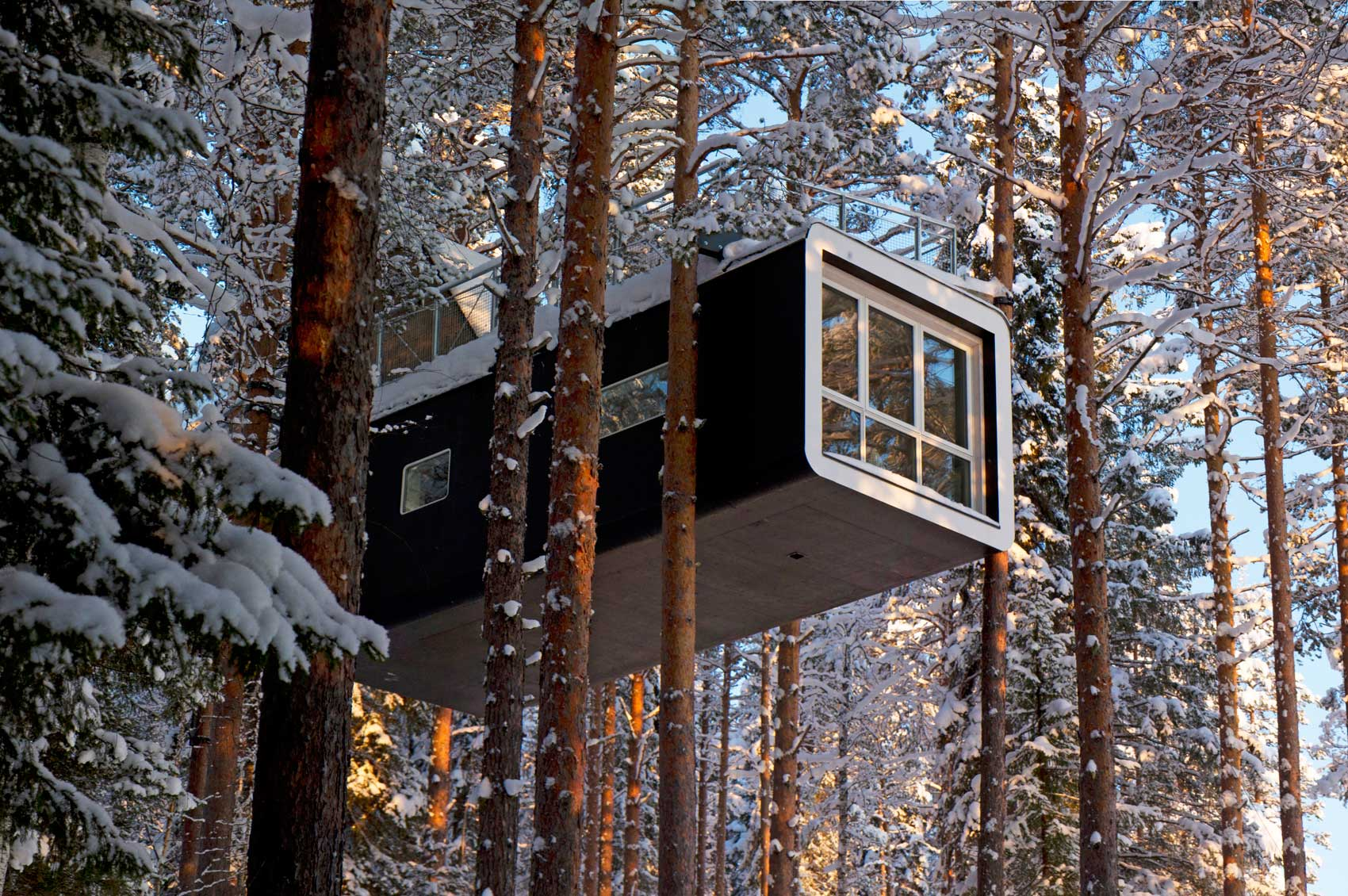 Picture of: 12 Luxury Treehouse Cabins To Add To Your Bucket List Every Steph