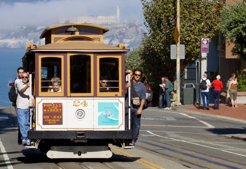 The Ultimate Guide to San Francisco Public Transportation - Every Steph