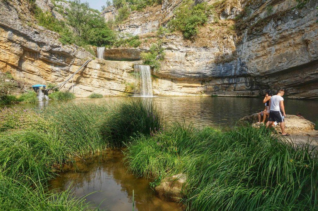 the mirusha waterfalls 2