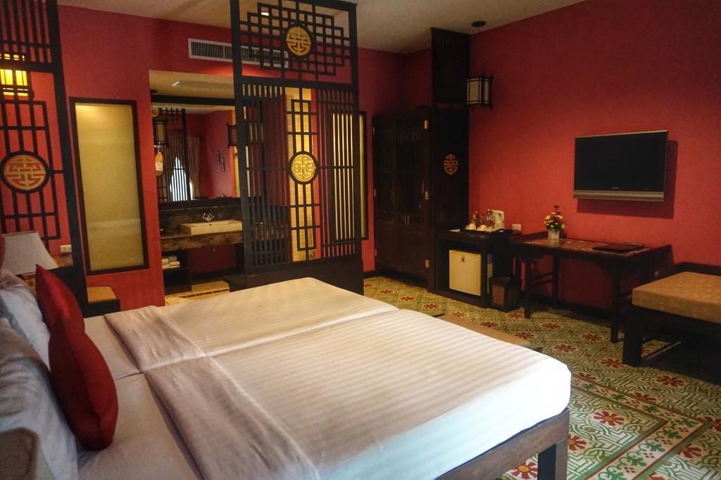 Deluxe Bungalow Sino Style at Duangjitt Resort, Patong