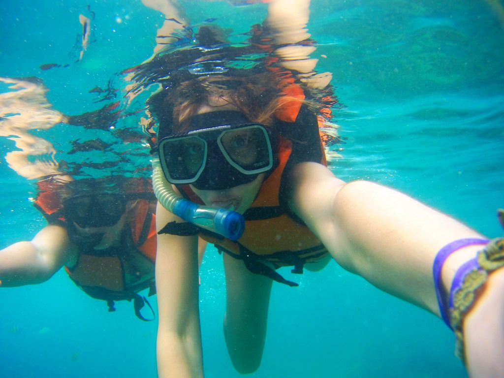 Snorkeling in Phi Phi Island - day trip from Phuket