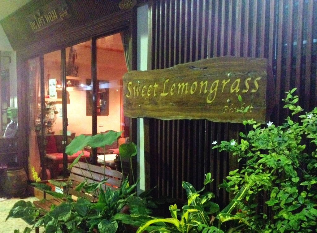 Get pampered at Sweet lemongrass Massage, Phuket