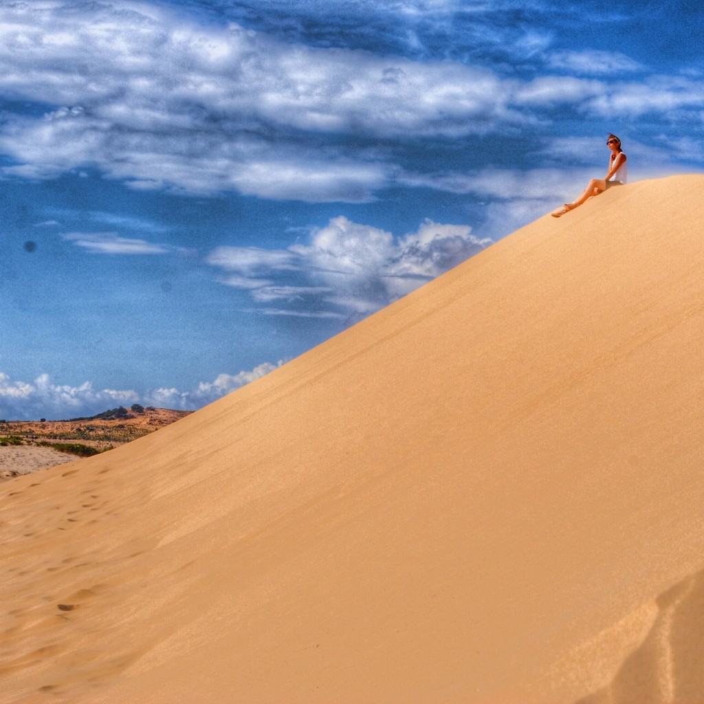 Pandanus Resort is very close to the sand dunes Mui Ne is famous for!