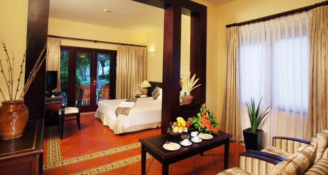 Photo: Pandanus Resort