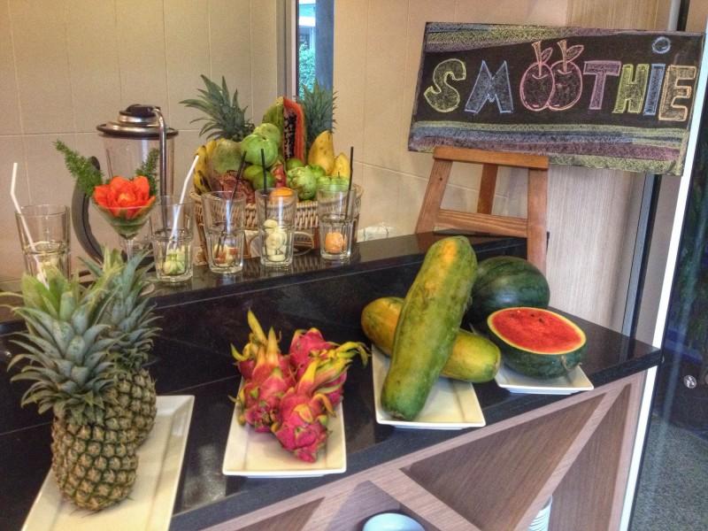 Breakfast at ramada Phuket Deevana Patong