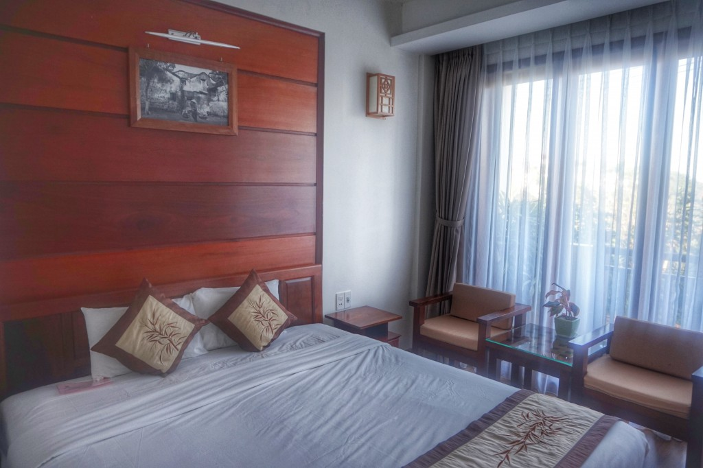Kiman Hoi An Hotel & Spa, room
