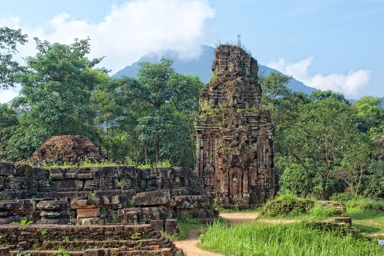 what to do at Hoi An - My Son ruins