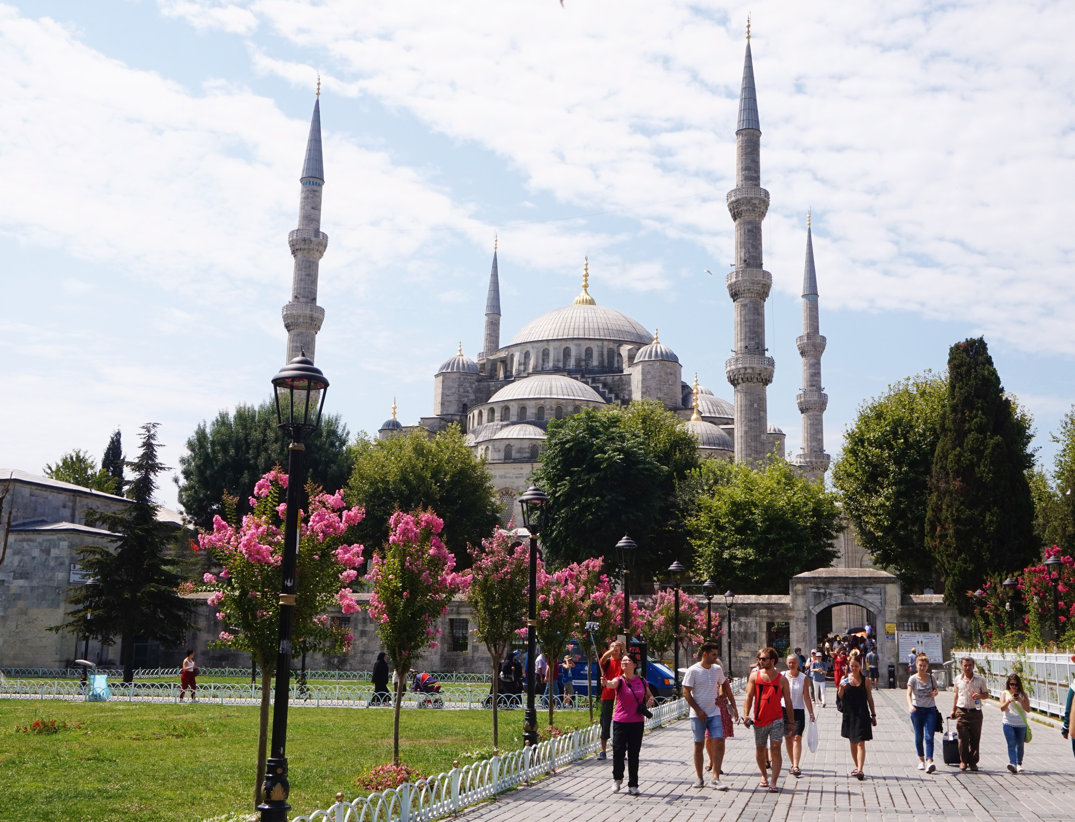 Istanbul is just enchanting - The Ultimate Balkans Road Trip Itinerary
