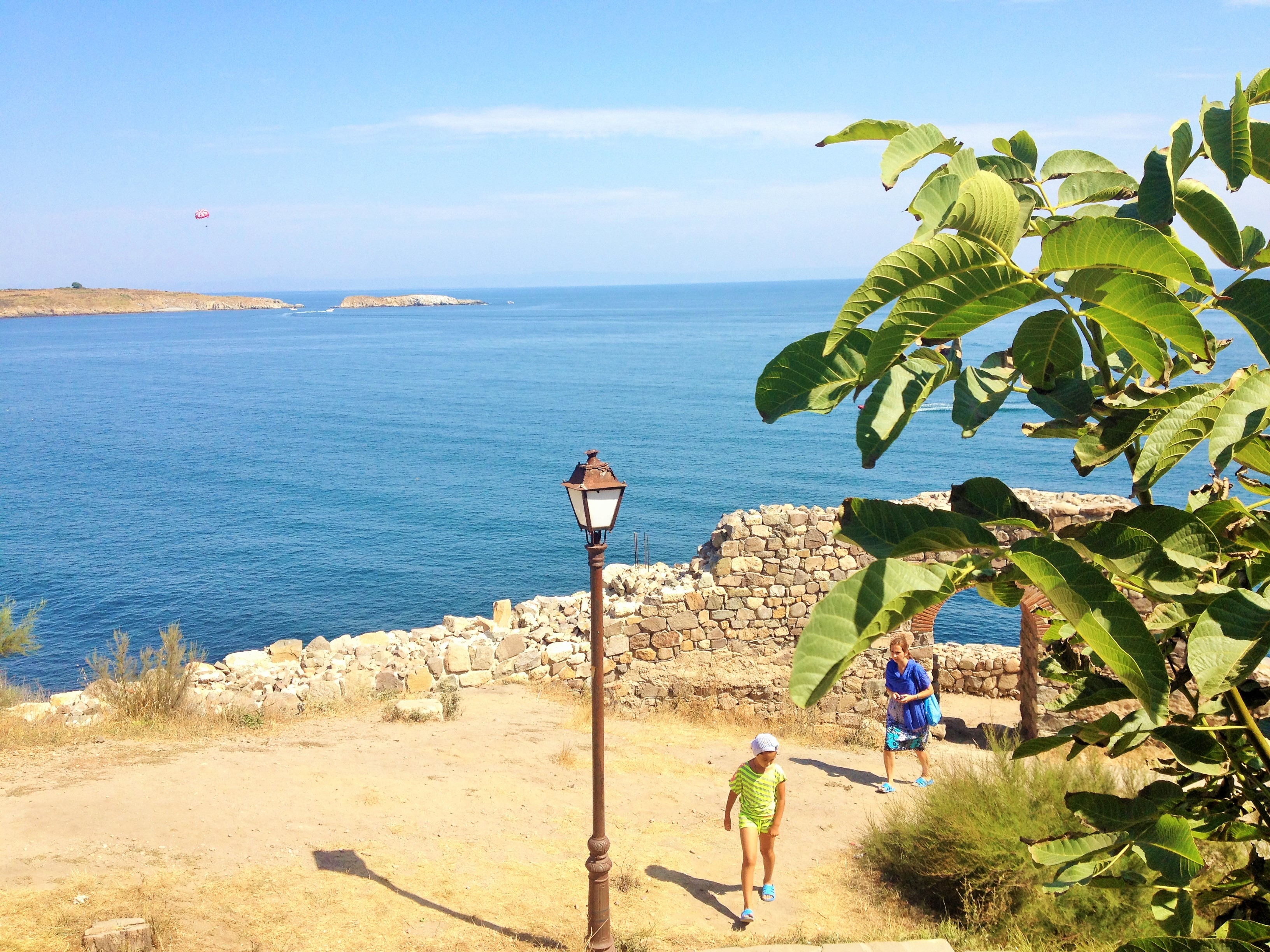 Sozopol is one of the most popular seaside resorts in Bulgaria... not hard to understand why! - The Ultimate Balkans Road Trip Itinerary