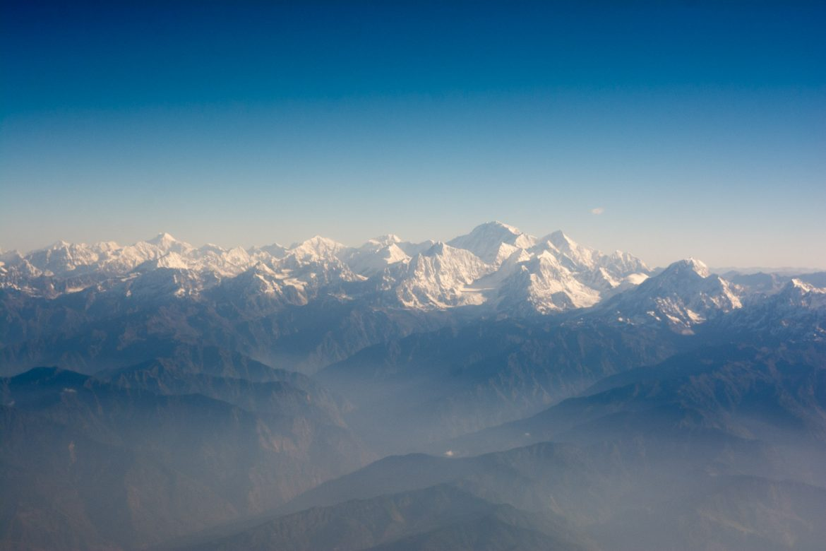 Mountain Flight In Nepal That S How I Saw The Himalayan